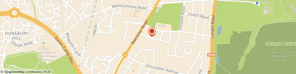 Route/map/directions to Styleweb Content Management Limited, NN4 8NW Northampton, 17 BLENHEIM ROAD