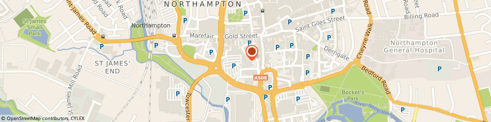 Route/map/directions to Argos Northampton, St. Peters Square, NN1 1PS Northampton, 4-7 St. Peters Square
