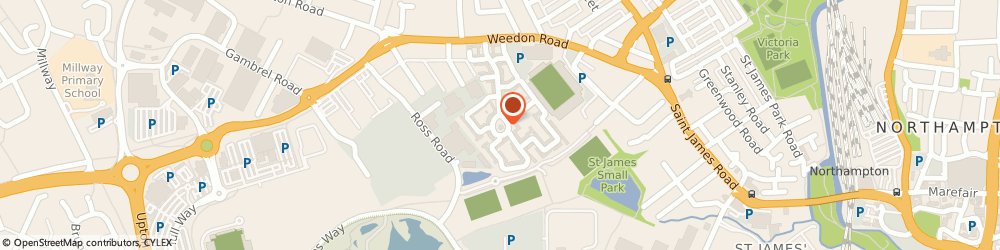 Route/map/directions to G&G Building Solutions(UK) Ltd, NN5 5FH Northampton, 29 Tower Square
