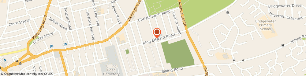 Route/map/directions to LloydsPharmacy, NN1 5LT Northampton, Christchurch Medical Centre