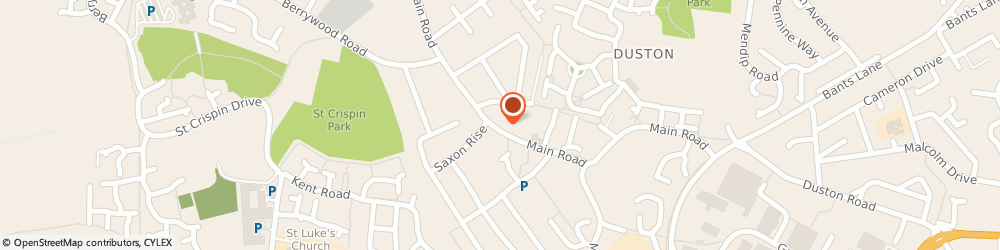 Route/map/directions to Embrace Financial Services - Duston, NN5 6JF Northampton, 60 Main Road