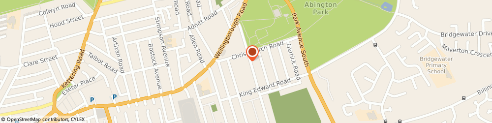Route/map/directions to Rocket Creative Limited, NN1 5LP Northampton, Suite 11, Mobbs Miller House, Ardington Road
