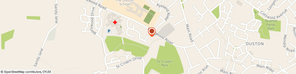 Route/map/directions to Anipulation Animal Therapy, NN5 6LA Northampton, 4 LAUNCELOT COURT