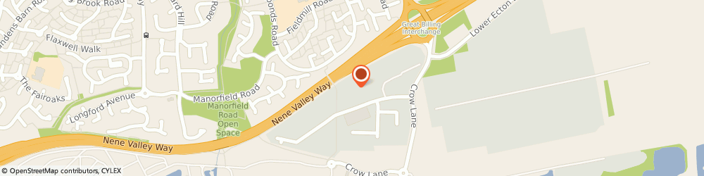 Route/map/directions to Albion Investigations Ltd, NN3 2WS Northampton, Northampton NN3 2WS