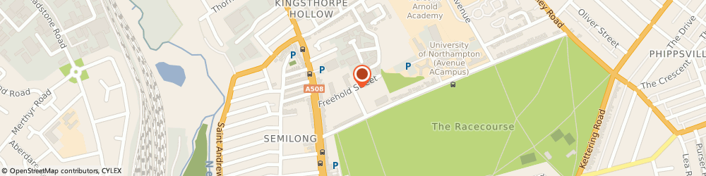 Route/map/directions to Better Bodies Gym, NN2 6EF Northampton, 30 Freehold St