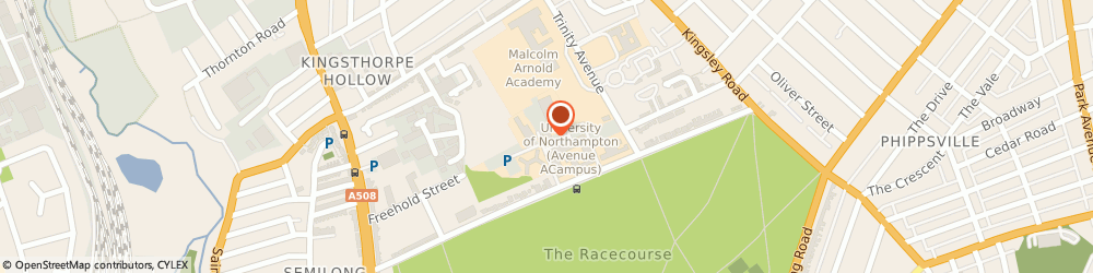 Route/map/directions to Engineering Animation, NN2 6FB Northampton, Portfolio Innovation Centre, St Georges Avenue