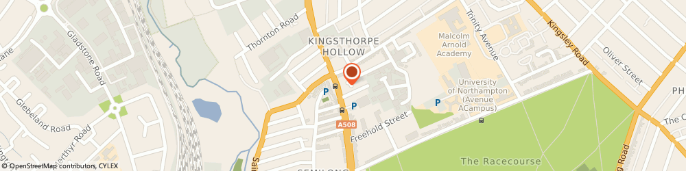 Route/map/directions to Nu-Look Conservatory Roof Solutions Ltd, NN2 6EG Northampton, Arthur Street