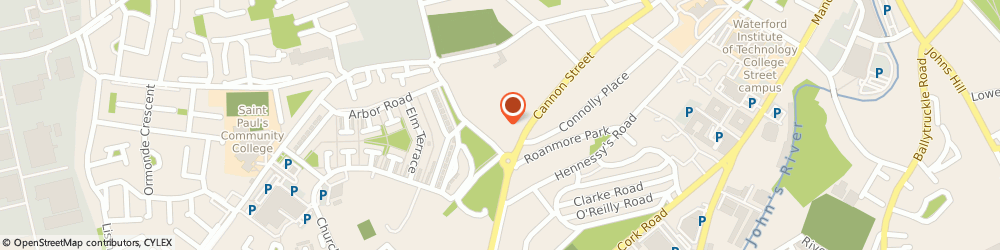Route/map/directions to Great Deal Carpets Ltd,  Waterford, UNIT 5 SIX CROSSROADS BUSINESS PK