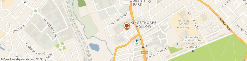 Route/map/directions to Technical Surgical Products, NN2 6LJ Northampton, HORSLEY RD