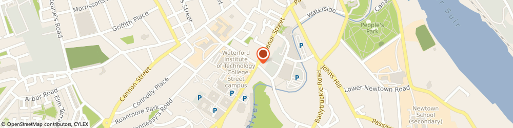 Route/map/directions to Jones Oil - Waterford,  Waterford, Manor Street