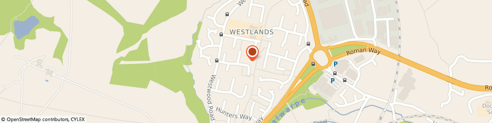 Route/map/directions to Aphrodite's Valeting & Detailing, WR9 9EP Droitwich, 103 Woodmans Rise