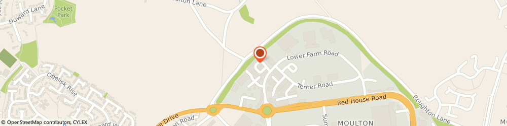 Route/map/directions to Hightec Roofline & Build, NN3 6HY Northampton, Unit 22 Low Farm Place