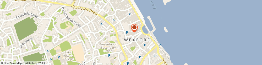 Route/map/directions to Specsavers Wexford,  Wexford, 25 South Main Street