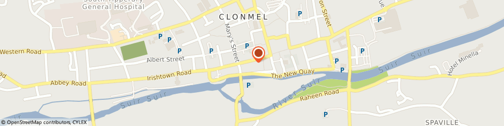 Route/map/directions to Penneys, E91 XW86 Clonmel, 16 O'Connell Street