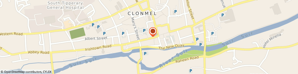 Route/map/directions to Dealz,  Clonmel, 74 O'Connell Street