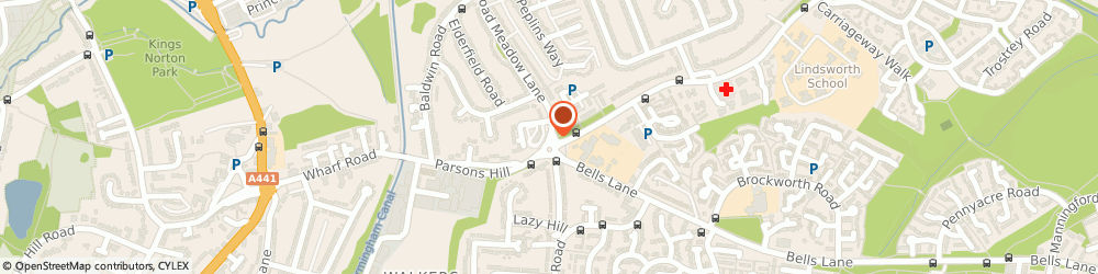 Route/map/directions to Ahl Services, B30 3NQ Birmingham, 116 broad Meadow Lane
