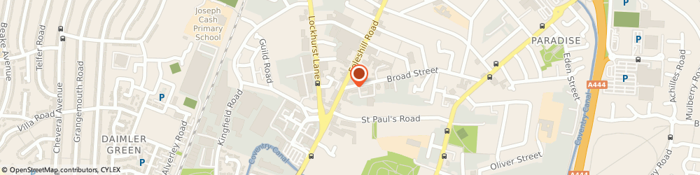 Route/map/directions to MOBILE PHONE REPAIRS COVENTRY, CV6 5AX Coventry, 3 Broad Street, Foleshill