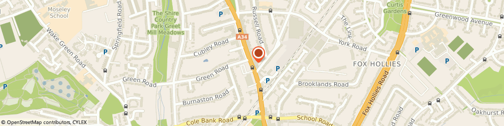 Route/map/directions to Click Appliances Ltd, B28 8AF Birmingham, 1160 Stratford Road