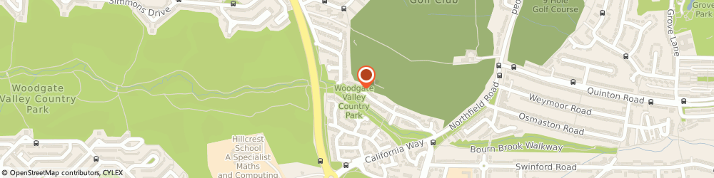 Route/map/directions to Harborne mini bus travel, B32 2UX Birmingham, 64 Wentworth Way