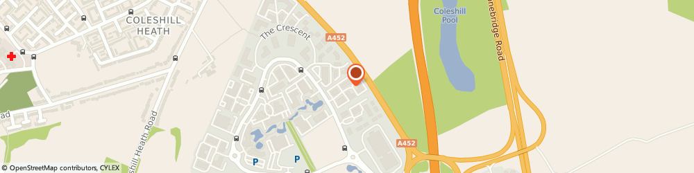 Route/map/directions to ABP Food Group - ABP Birmingham, B37 7YB Birmingham Business Park, 6290 Bishops Court
