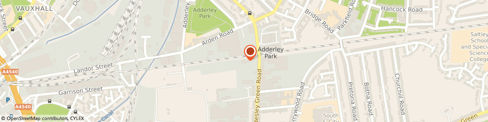 Route/map/directions to Aggregate Industries Concrete, B8 1BY Birmingham, 253 Bordesley Green Road