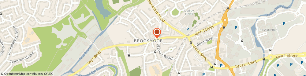 Route/map/directions to Fletchers Drinks, DY5 3JA Brockmoor, 26 High Street