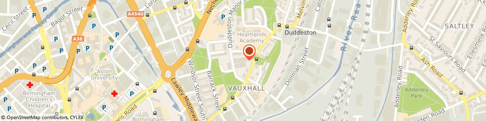 Route/map/directions to Lucas Bakery & Confectionery, B7 4LG Birmingham, 46 Revesby Walk
