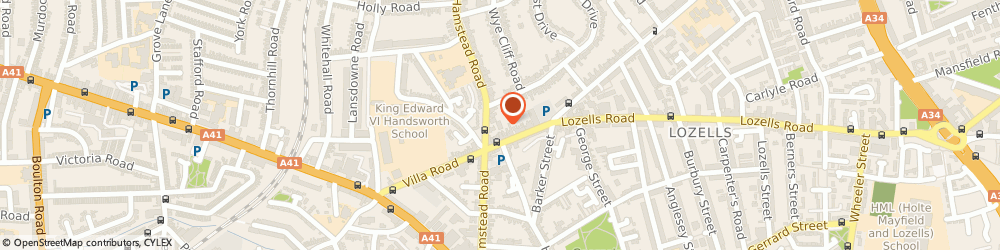 Route/map/directions to Shawish Building Service Ltd, B20 2QT Birmingham, Unit 3 7 College Grove