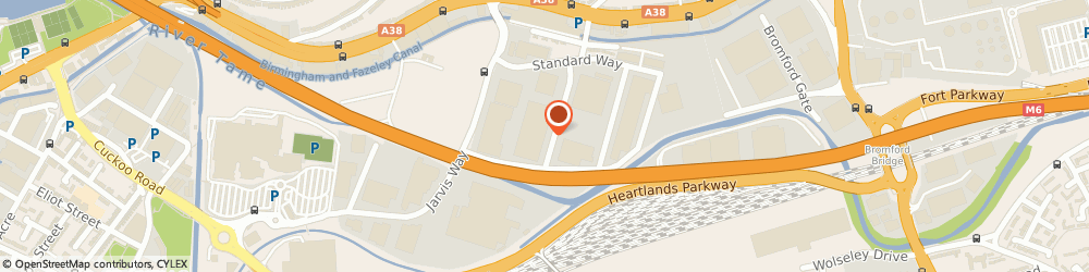 Route/map/directions to Skirting World Ltd, B24 8HZ Birmingham, Unit 25 Gravelly Industrial Park