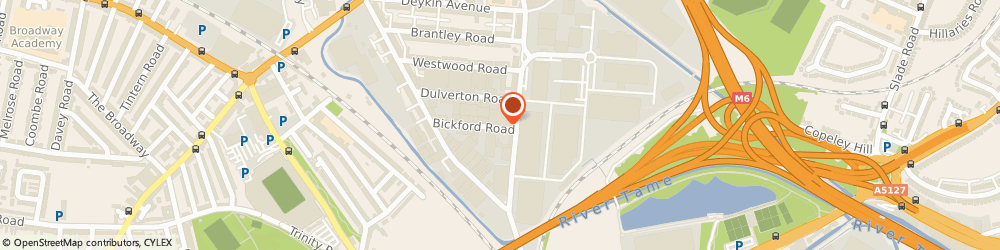 Route/map/directions to Brightrose Ltd, B6 7EE Birmingham, 48 BICKFORD RD