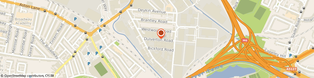 Route/map/directions to B S Motors Ltd Gearboxes & Engines, B6 7EQ Birmingham, 25 Dulverton Road