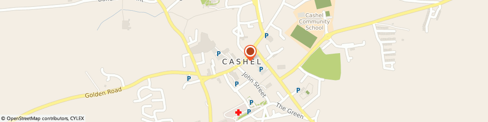 Route/map/directions to M.r. Alarms,  Cashel, CLOUGHALEIGH GOLDEN