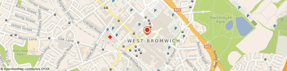 Route/map/directions to H.Samuel The Jeweller, B70 7NG West Bromwich, 7-8 Sandwell Centre