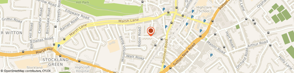 Route/map/directions to Pas Business Solutions, B23 6PA Birmingham, 22 Highland Road