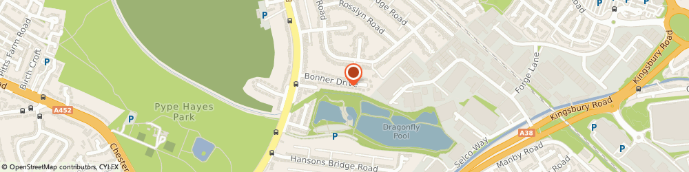 Route/map/directions to Imperial Garage Door Services, B76 1DZ Sutton Coldfield, 62 Bonner Drive