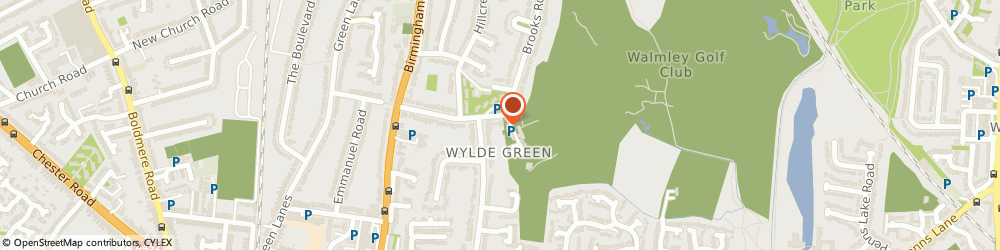 Route/map/directions to Beech Hill Grange Nursing Home, B72 1DU Sutton Coldfield, 1 Beech Hill Road