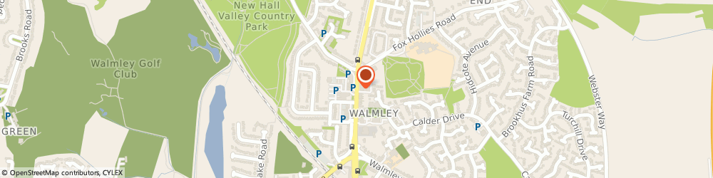 Route/map/directions to Claretys, B76 1QN Sutton Coldfield, 26 Walmley Rd