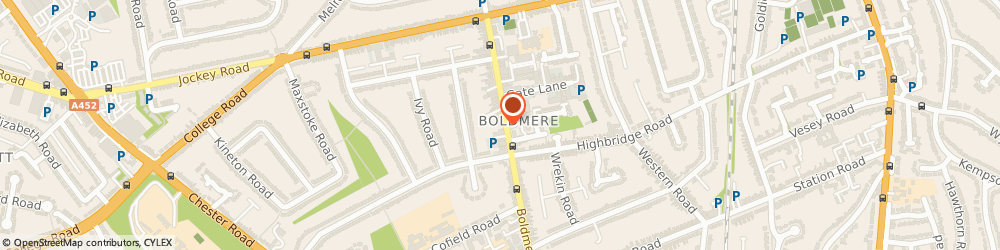 Route/map/directions to Anglian Home Improvements, B73 5UB Sutton Coldfield, 112 Boldmere Road