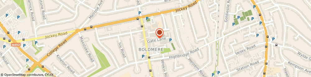 Route/map/directions to Vaults Fire and Security Ltd, B73 5TR Sutton Coldfield, 11 Gate Lane