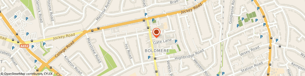 Route/map/directions to Certify Group Ltd, B73 5TN Sutton Coldfield, 3 Union House, Union Drive