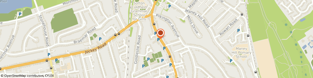 Route/map/directions to Janus Home Improvements, B72 1LY Sutton Coldfield, Birmingham Rd