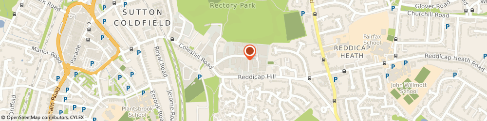 Route/map/directions to Greenwood Country Furniture, B75 7BU Sutton Coldfield, Reddicap, Ground Floor, Stichley House