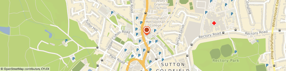 Route/map/directions to ASCENDING MINDS PSYCHOLOGY LIMITED, B72 1UJ Sutton Coldfield, 42a High Street