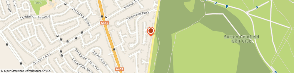 Route/map/directions to Gary Smith Services Ltd, B74 2EE Sutton Coldfield, 22 Millcroft Road