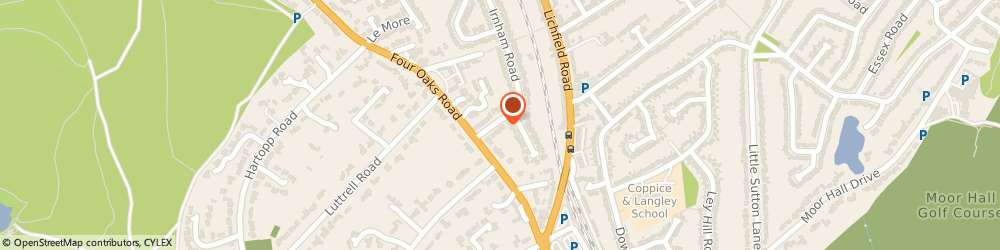 Route/map/directions to Mr Gas & Heat Limited, B74 2TG Sutton Coldfield, 79 IRNHAM ROAD