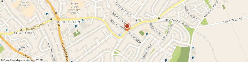 Route/map/directions to Threshers, B75 6QB Sutton Coldfield, 5, Little Sutton Rd