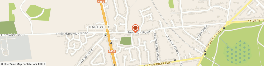 Route/map/directions to SOFTDRIVE LIMITED, B74 3DN Sutton Coldfield, 69 Hardwick Road