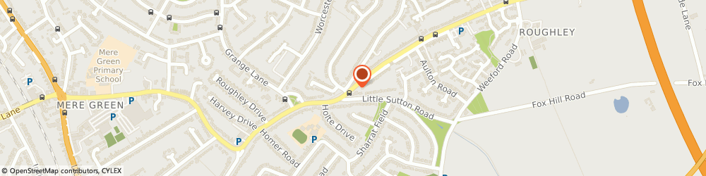 Route/map/directions to Stems of Sutton, B75 5PB Sutton Coldfield, 75 SLADE ROAD, FOUR OAKS