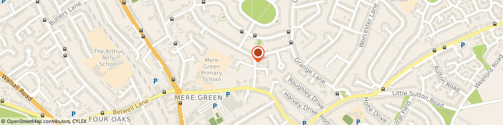 Route/map/directions to Budget Limousines, B75 5EB Sutton Coldfield, 4 Church Terrace