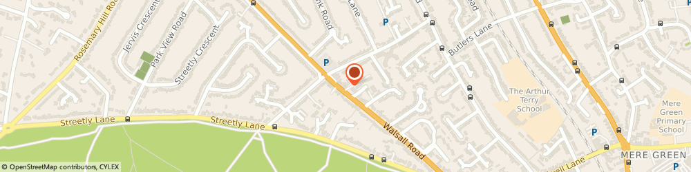 Route/map/directions to HR Support North Birmingham, B74 4QY Sutton Coldfield, 10 Austin Court, 64 Walsall Road